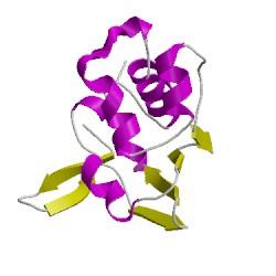 Image of CATH 1b4zA02