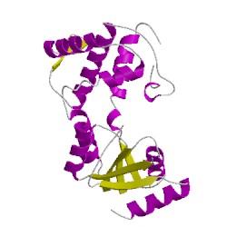 Image of CATH 1dekB