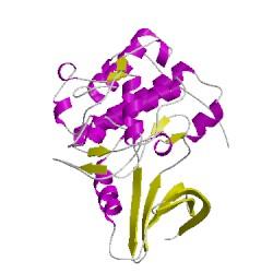 Image of CATH 1fvvA