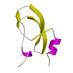 Image of CATH 1kunA