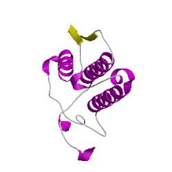 Image of CATH 1kvxA