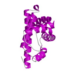 Image of CATH 1mgnA00
