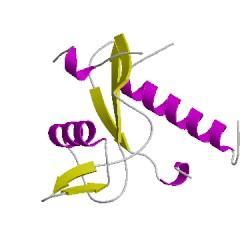 Image of CATH 1mmwA02