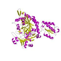 Image of CATH 1nyqA