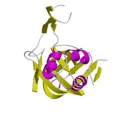Image of CATH 1oruB