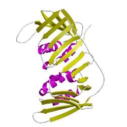 Image of CATH 1vymA