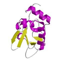 Image of CATH 1xejA00