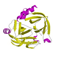 Image of CATH 1yf4A