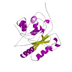Image of CATH 2lenA00