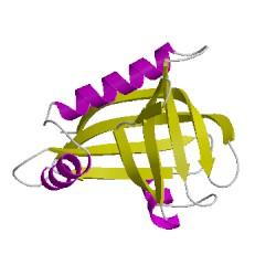 Image of CATH 2y3vD