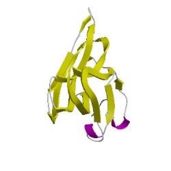 Image of CATH 2zeyB00