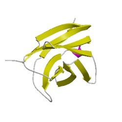 Image of CATH 3f7vA01
