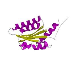 Image of CATH 3mk3L