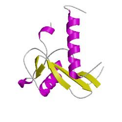 Image of CATH 3n6gB02