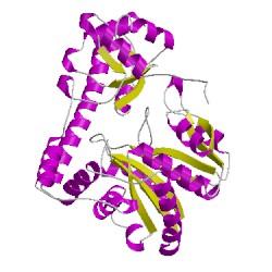 Image of CATH 3paaA