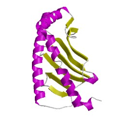 Image of CATH 4pgbA01