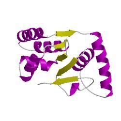 Image of CATH 5ecyC