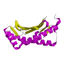 Image of CATH 5hgbD01