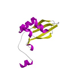 Image of CATH domain 1a2vC02