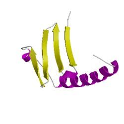 Image of CATH domain 1klgA01