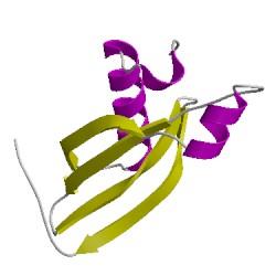 Image of CATH domain 1a2vA01