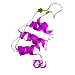 Image of CATH domain 1amoB03