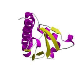 Image of CATH domain 2hoxA03