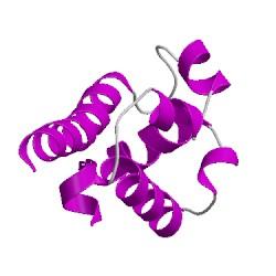 Image of CATH domain 2xfqB03