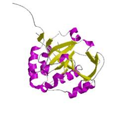 Image of CATH domain 3hkzB06